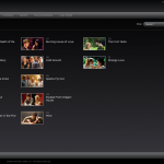 HBO Go Menu
